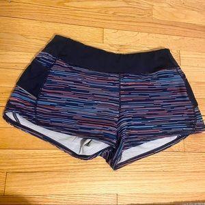 Athleta medium shorts